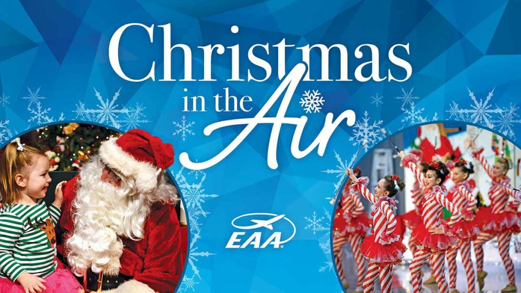 Christmas Event at EAA