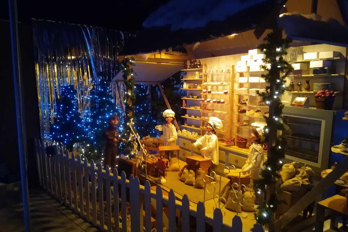 A Christmas Village 2021 The North Pole In Chilton S Last Day Is January 1 2021