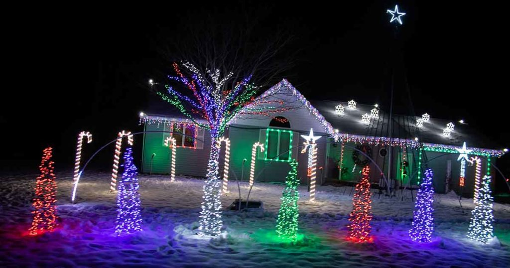Christmas Light Installers Near Me Westfield