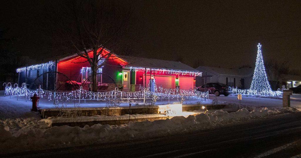garnet dr christmas lights appleton