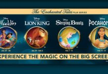 Marcus Theatres Disney Movies