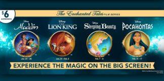 Marcus Theatres Disney Movies