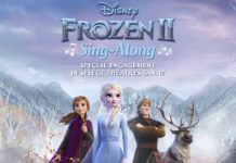 Frozen 2 Singalong