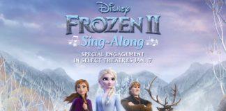Frozen 2 Singalong