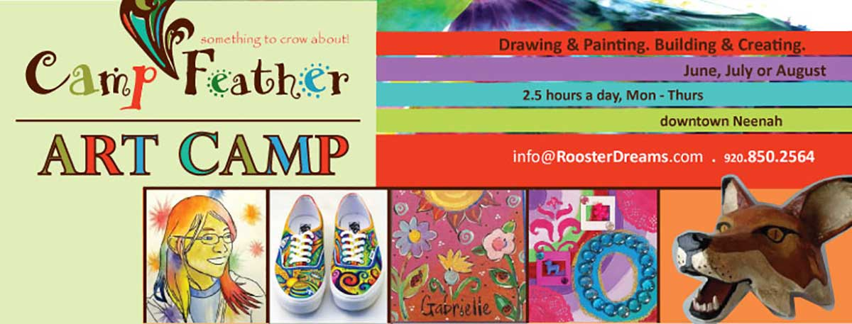 Camp Feather Rooster Dreams Summer Camp