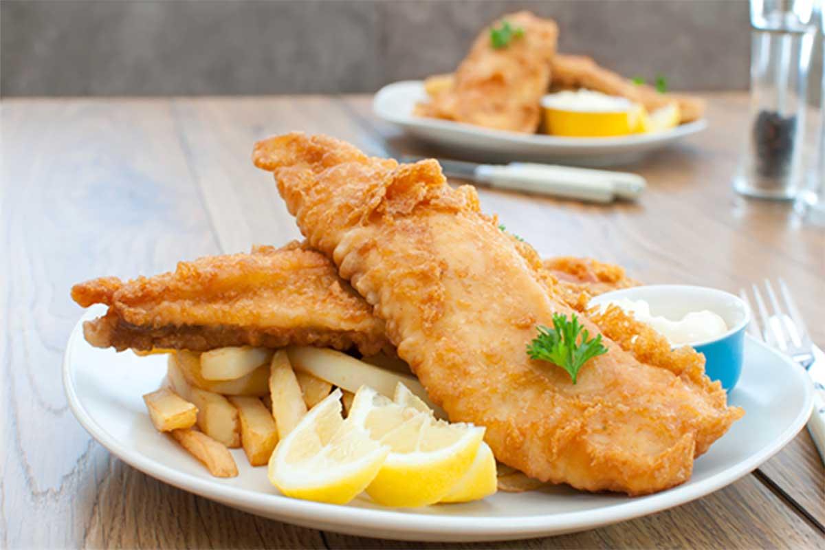 Wisconsin Fish Fry