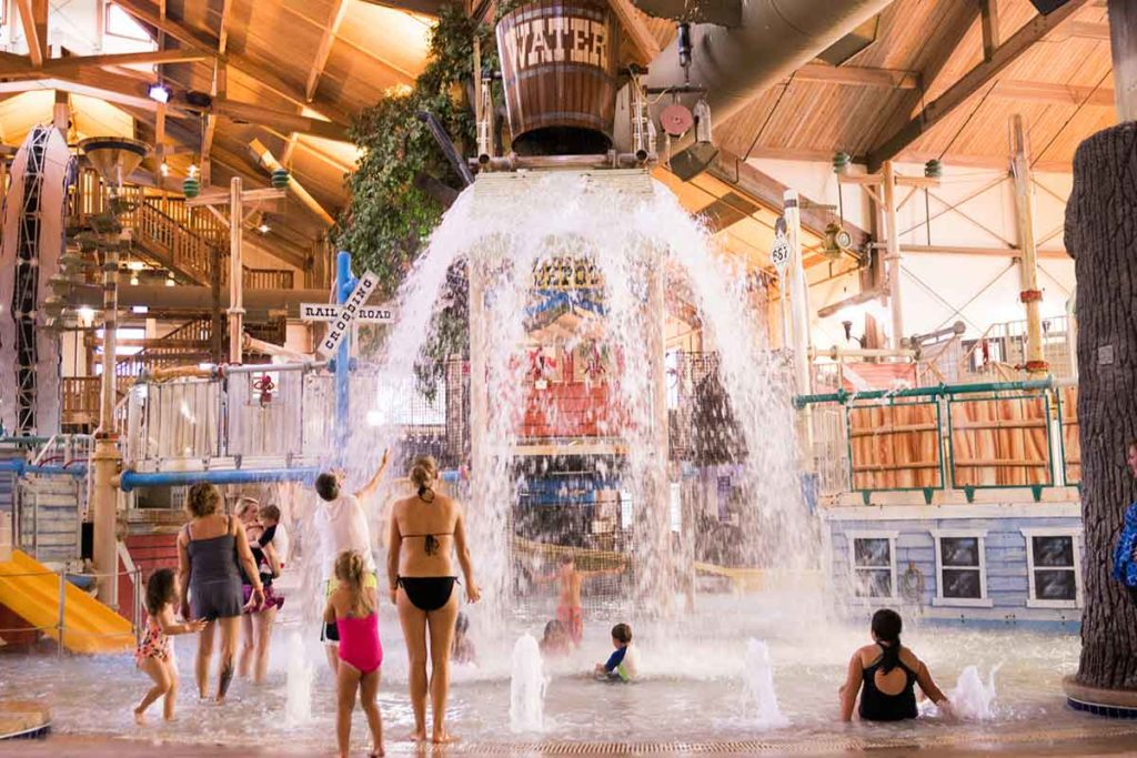 Springs Waterpark at The Ingleside Hotel