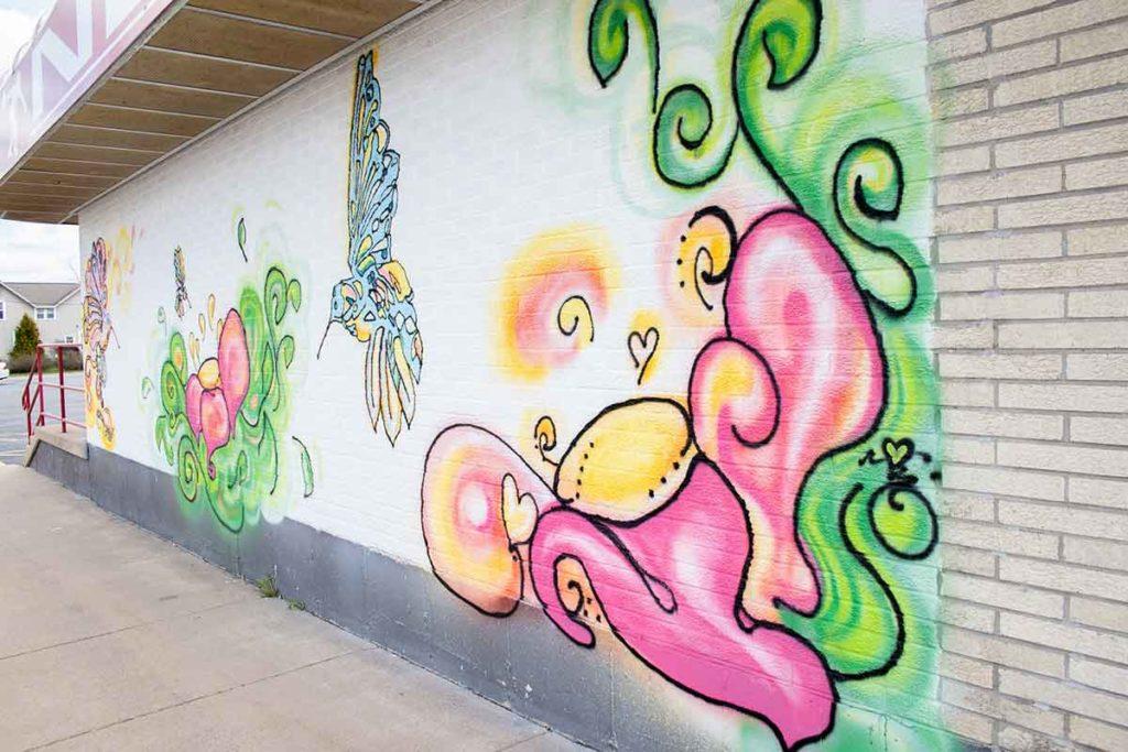 New London Mural