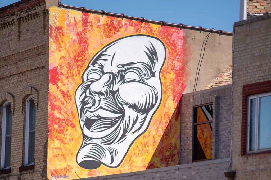 De Pere Mural