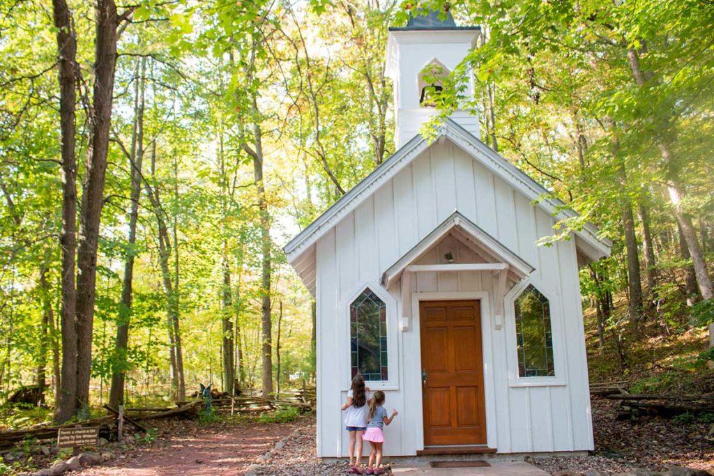 Red Mill Chapel Waupaca
