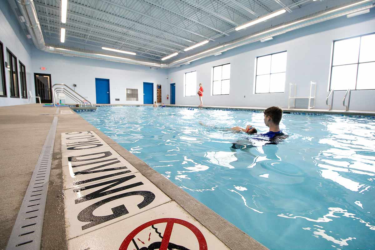 Wisconsin Swim Academy swimming lessons