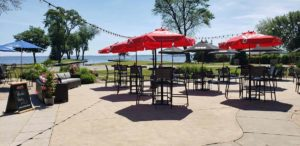 TJs Outdoor Waterfront Dining in Oshkosh
