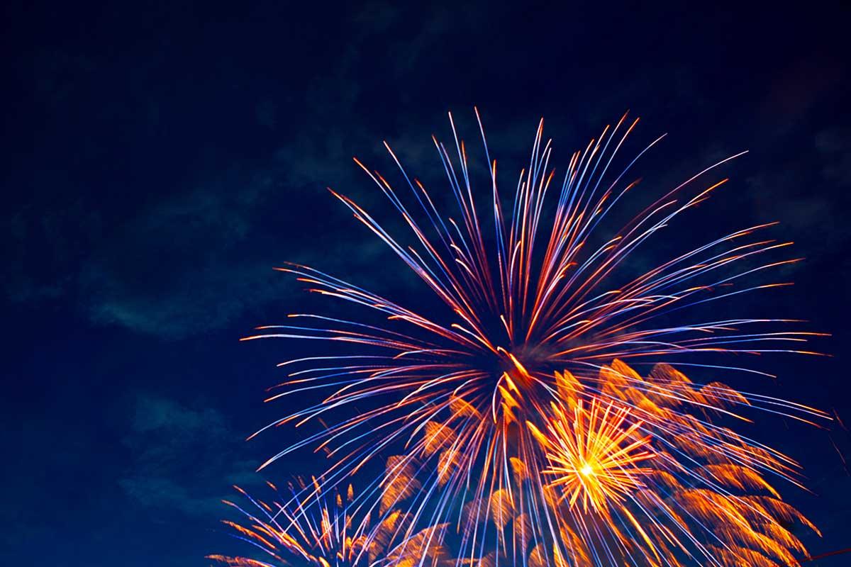 fourth of july fireworks appleton