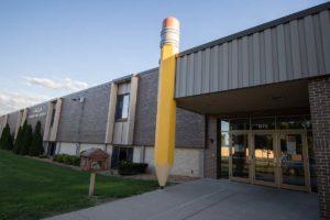 Geegan Elementary School, Menasha