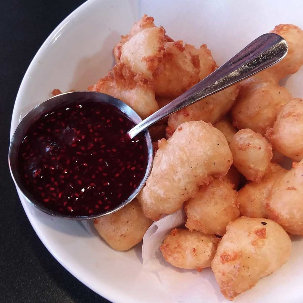 Cheese Curds at The Courthouse Pub, Manitowoc