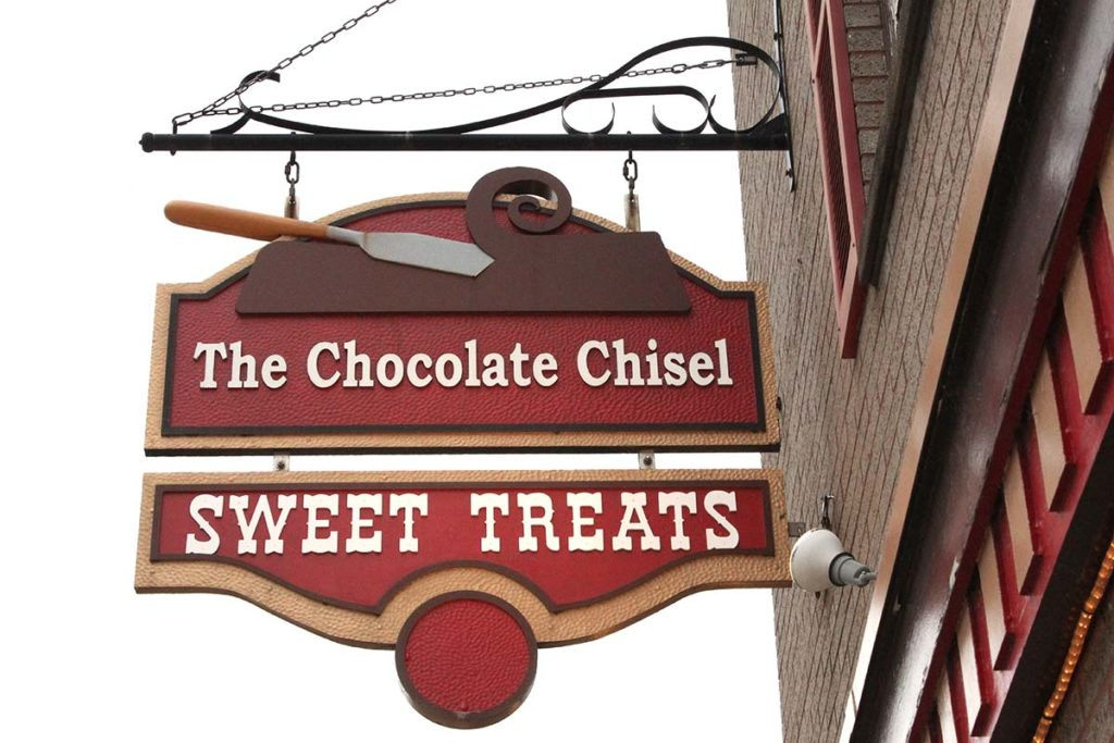 The Chocolate Chisel, Port Washington