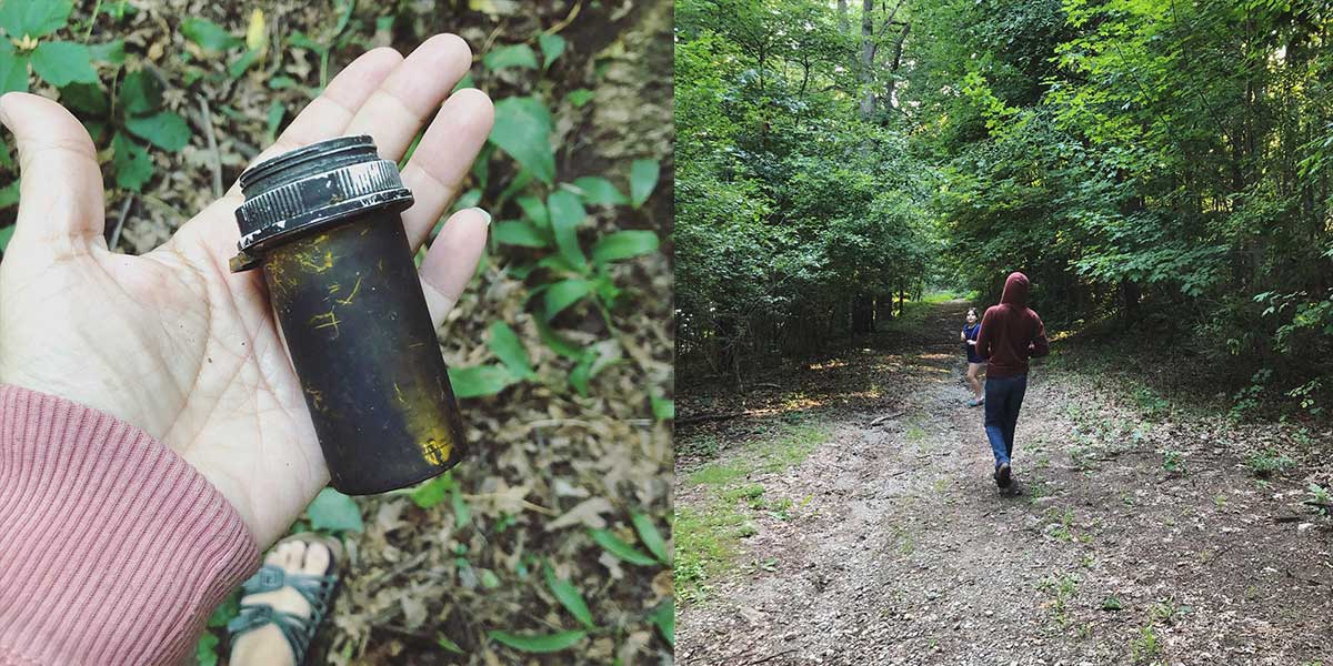 Letterboxing Fox Cities