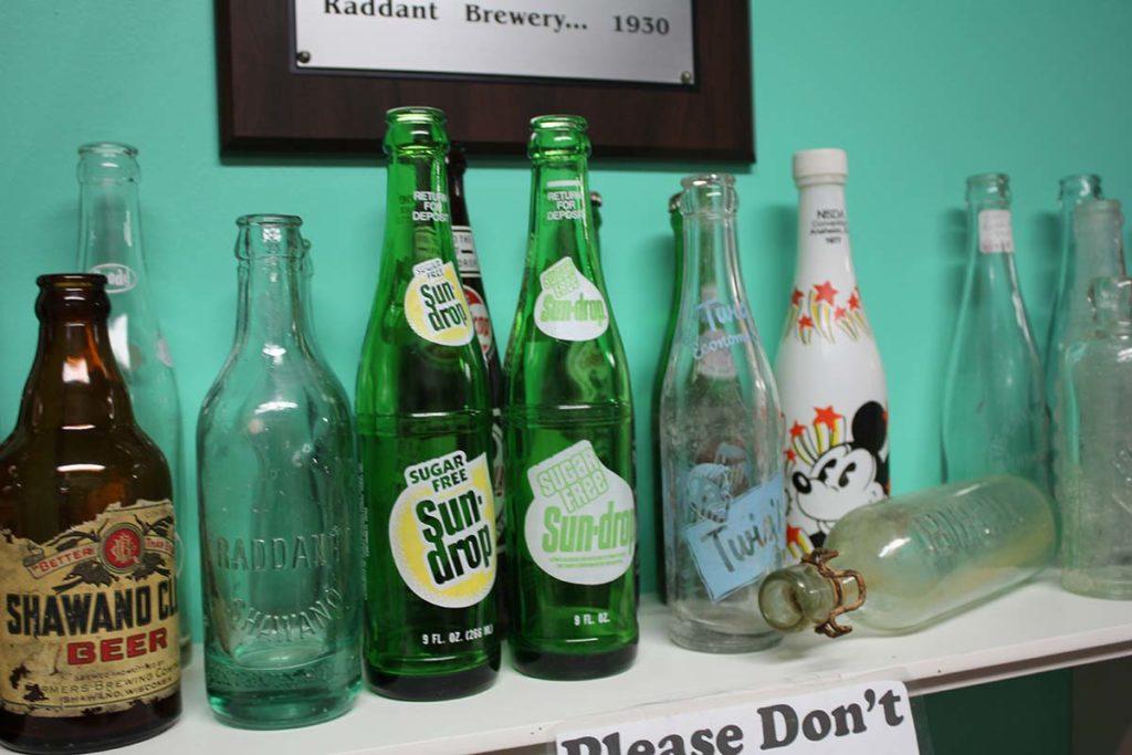 Twigs Beverage Bottling Company Shawano