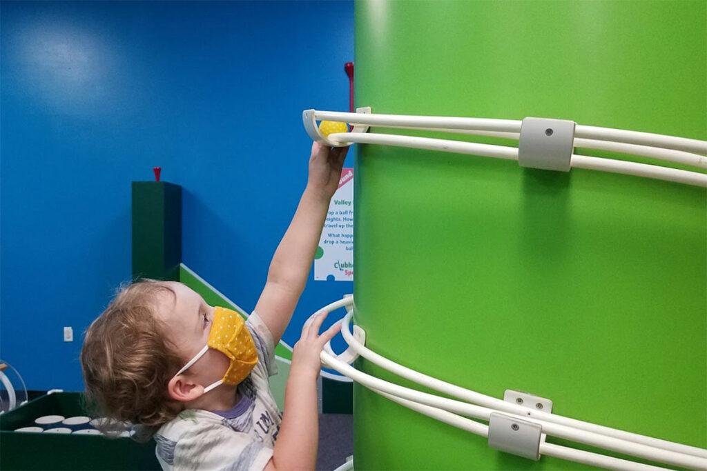 Building for Kids Museum Exploration