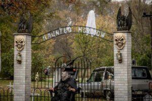Haunted Hallow Drive Through, Weyauwega