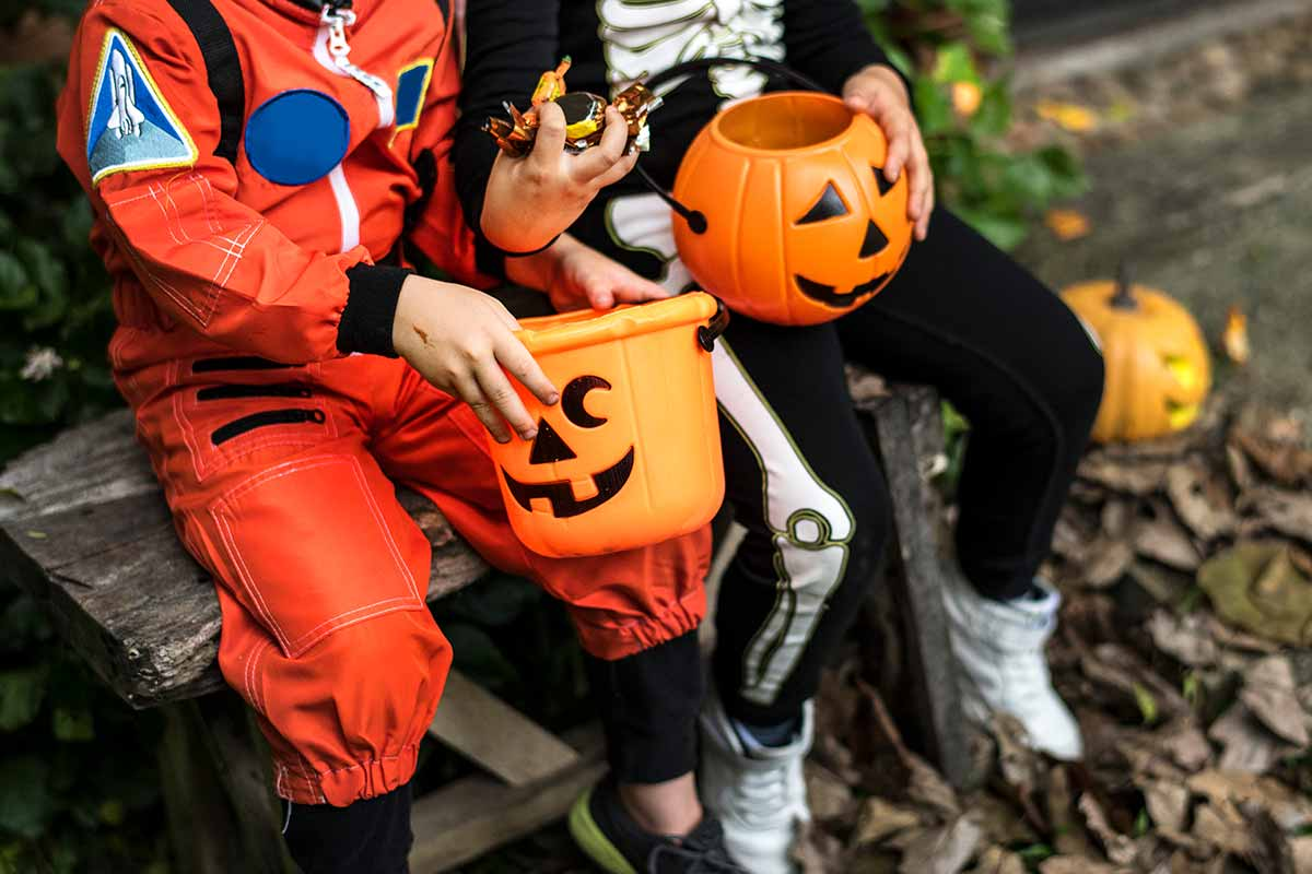 Fox Cities Trick or Treat Times for 2020