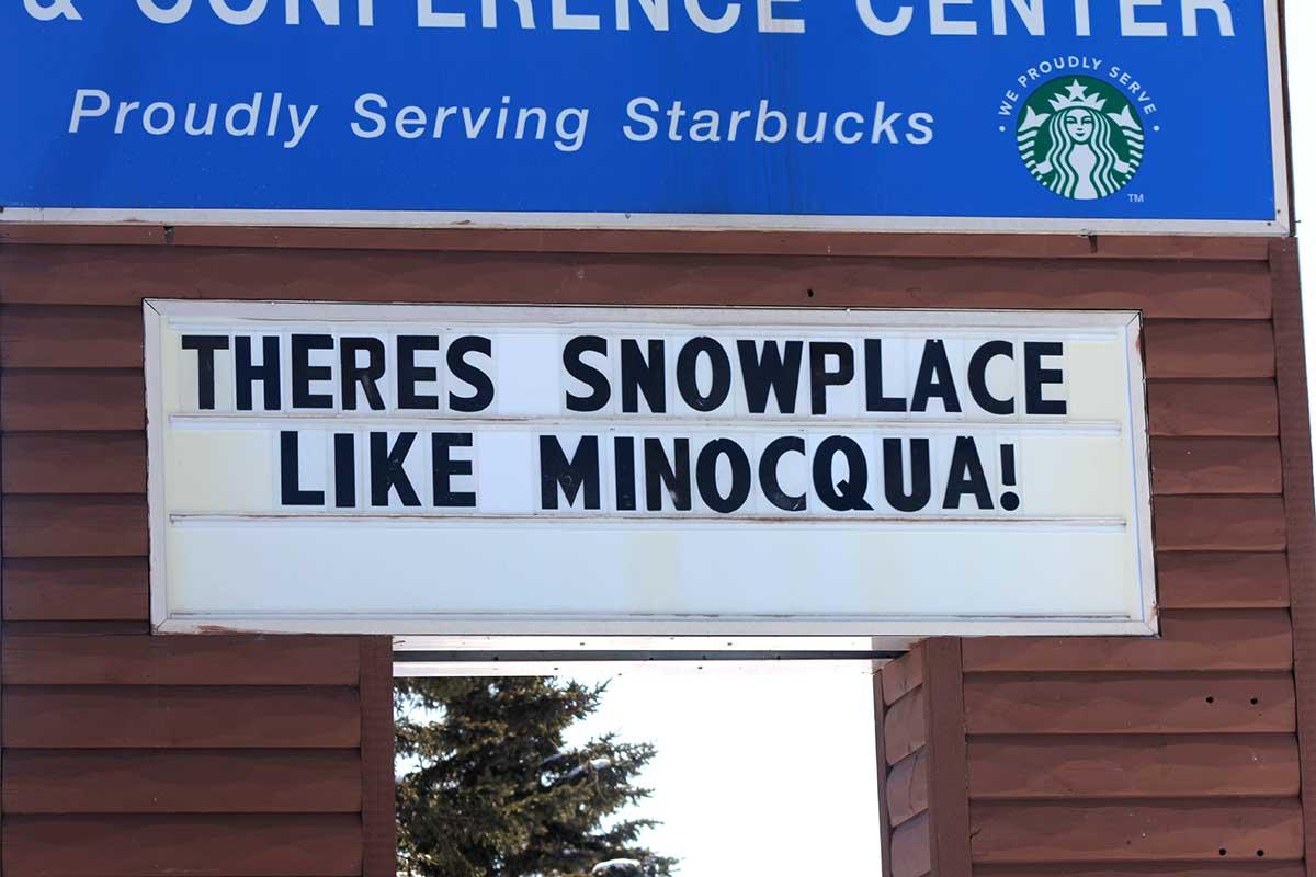 minocqua wisconsin winter