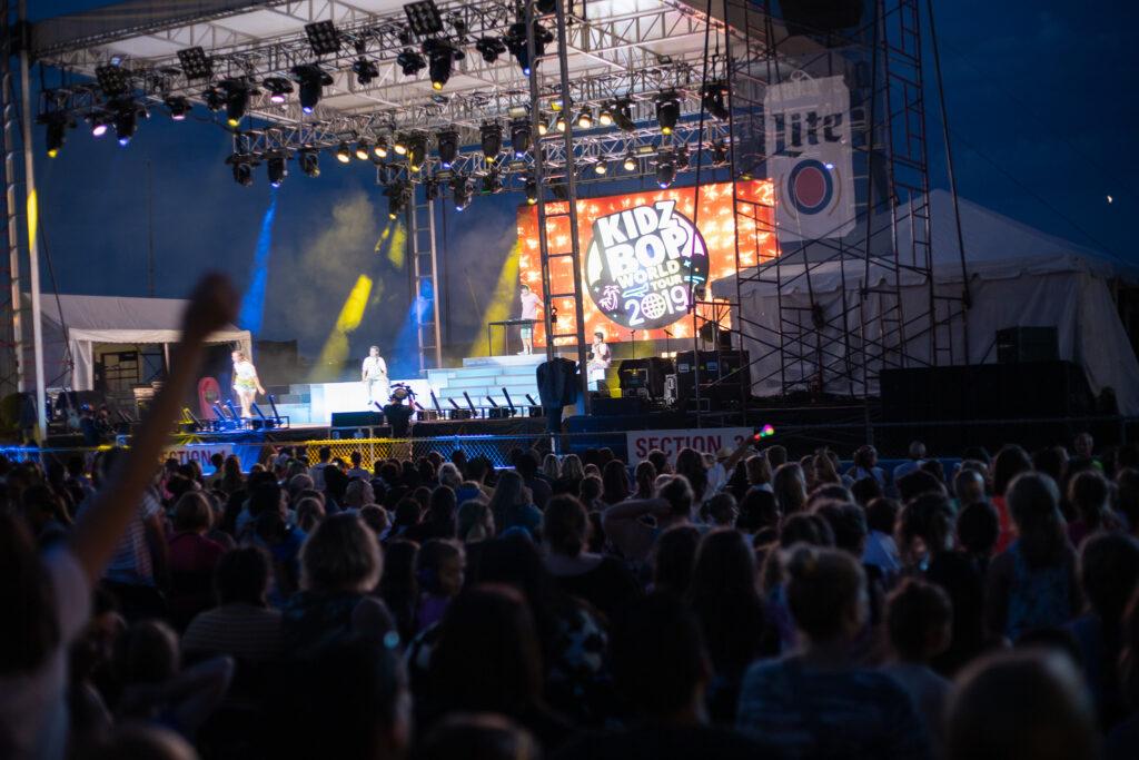 Kids Bop Live Concert Wisconsin State Fair