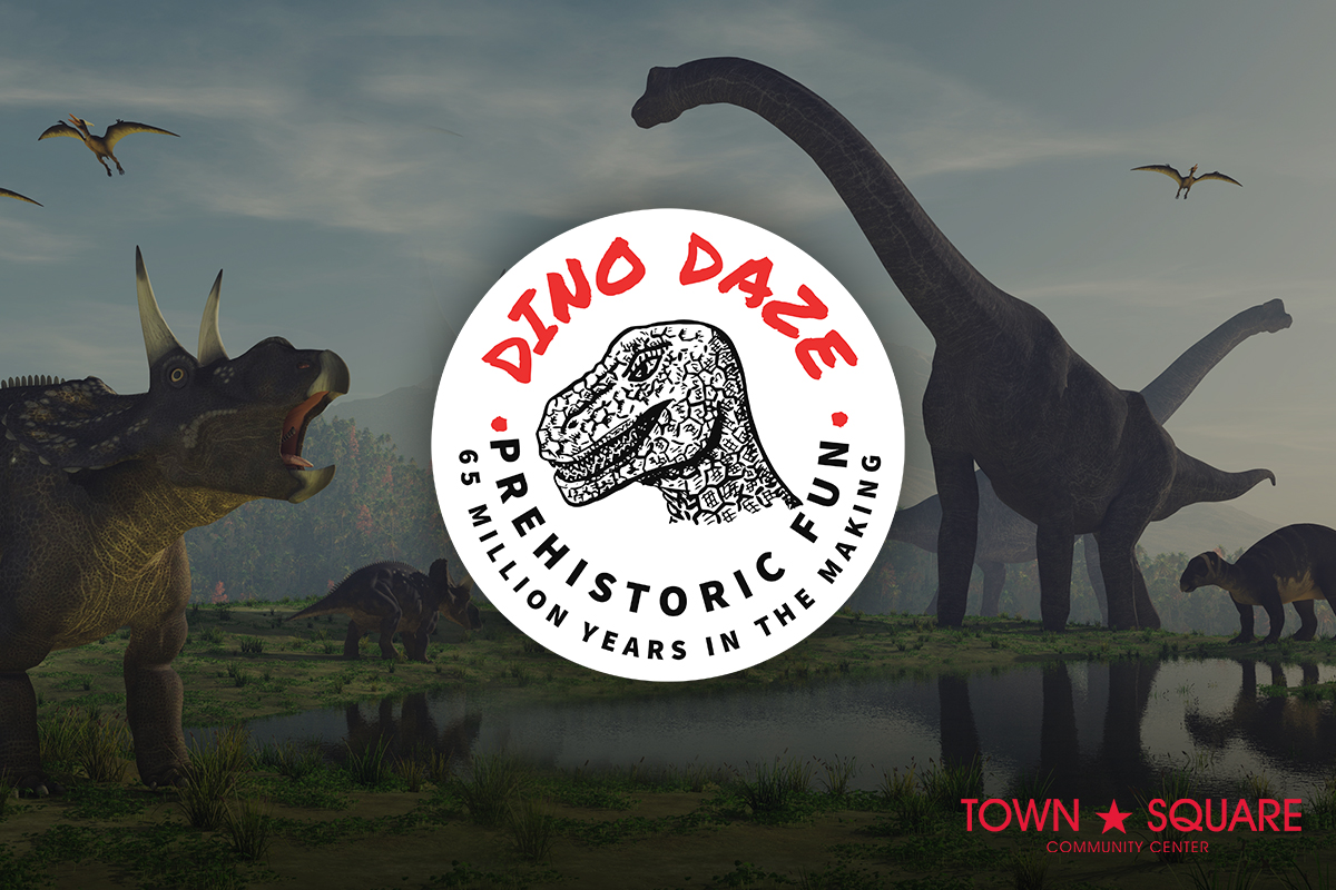 Green Lake Dinosaur Event