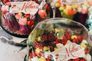Mother's Day Cakes from Hilltop Bakery, Kaukauna