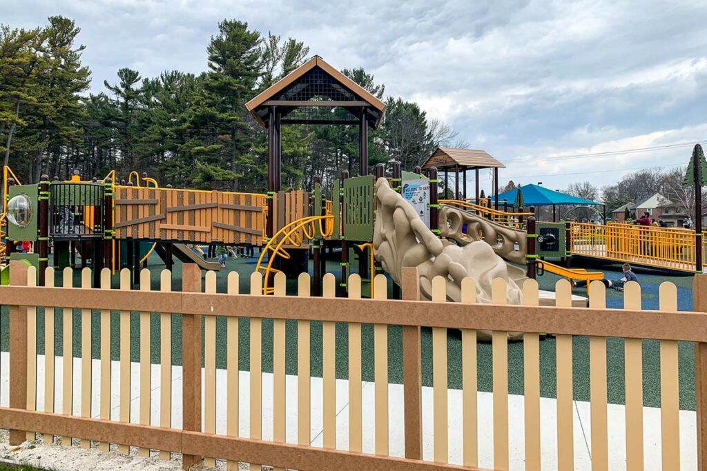 Shaw Family Playground Sheboygan