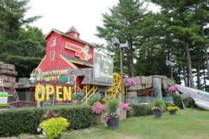 Timber Falls Adventure Park Wisconsin Dells