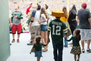 Packers Family Night