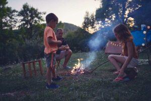 sensory camping