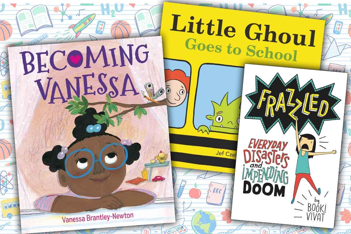 Back to school booklist
