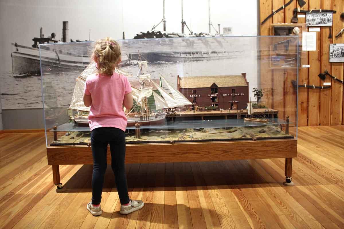 Door County Maritime Museum, Sturgeon Bay Door County