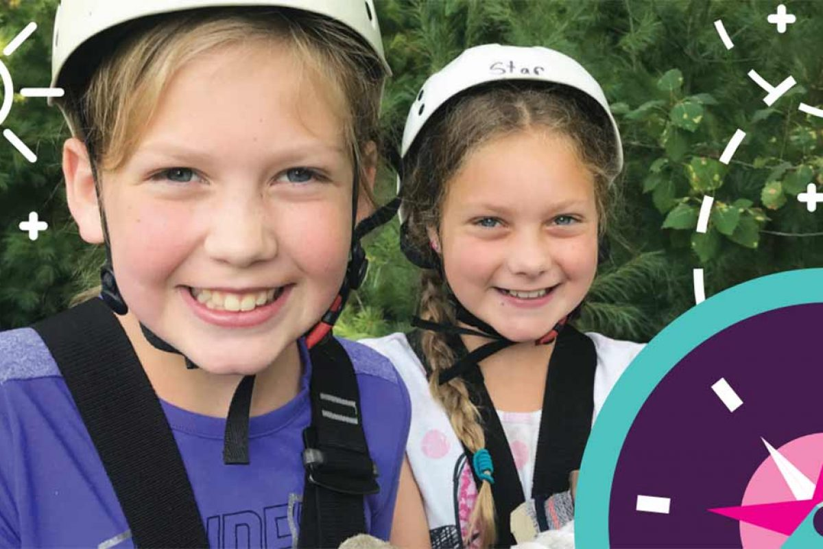 Girl Scouts Summer Camp