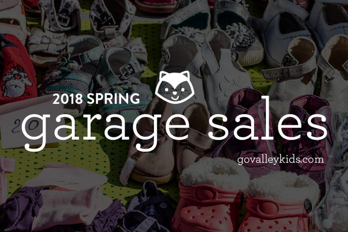 Spring Garage Sales
