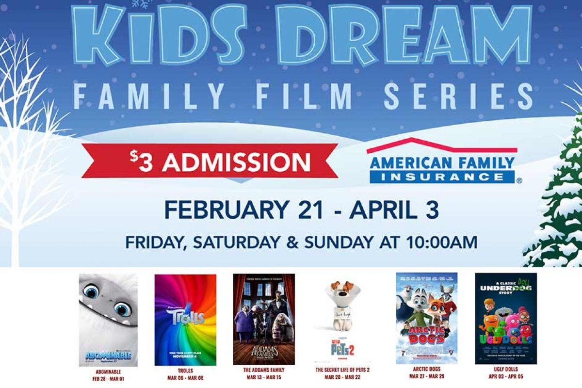 Kids Dream Film Series