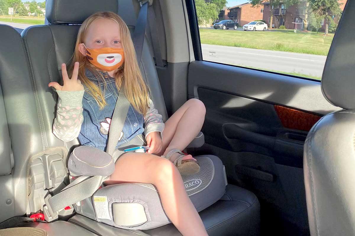 Masks kids fox valley