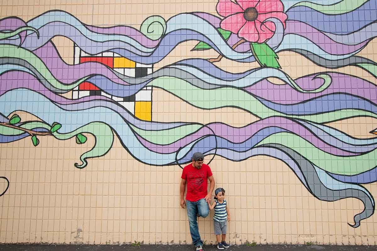 murals in northeast wisconsin