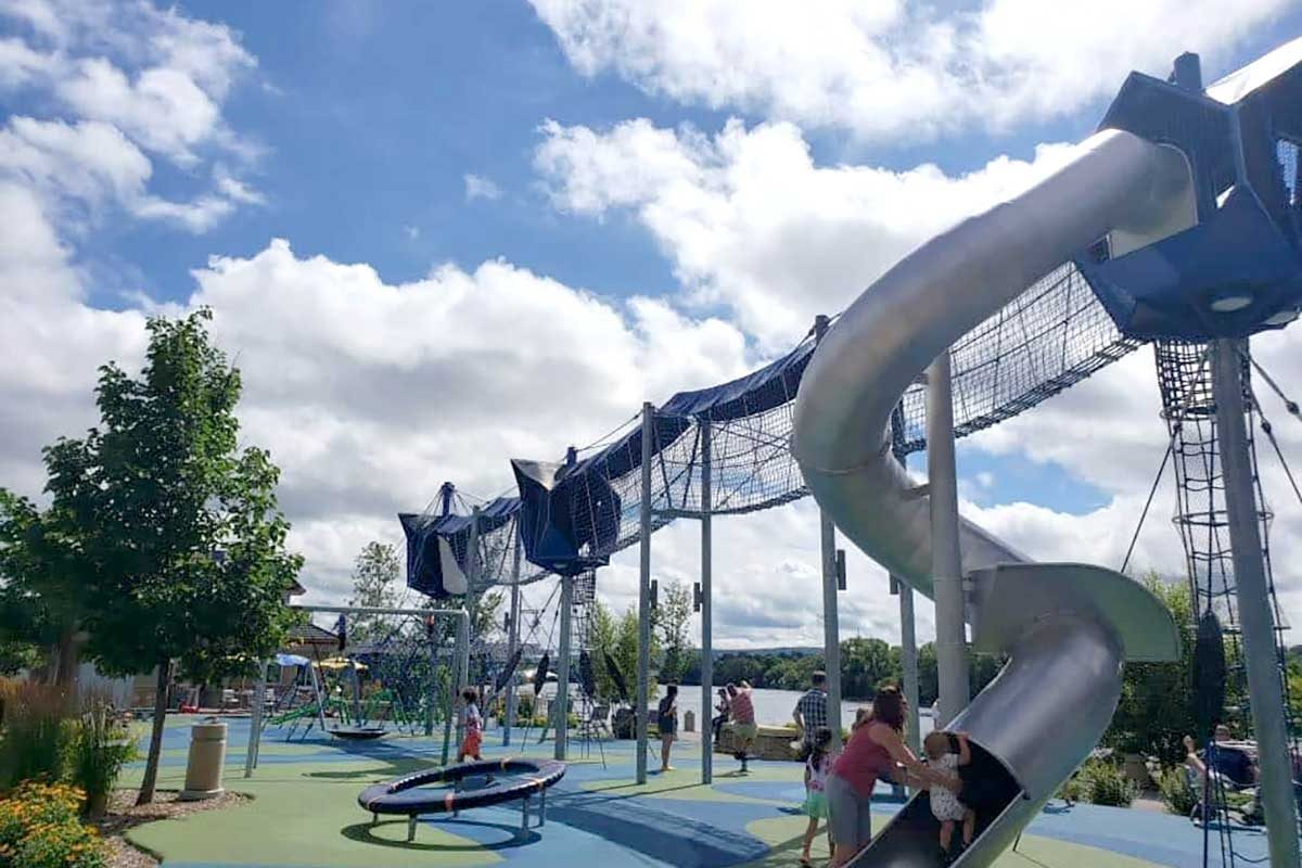 Riverlife Park, Wausau