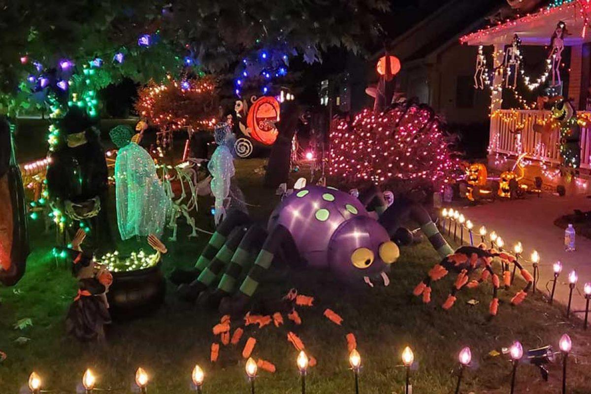 Schubert's Spooky House