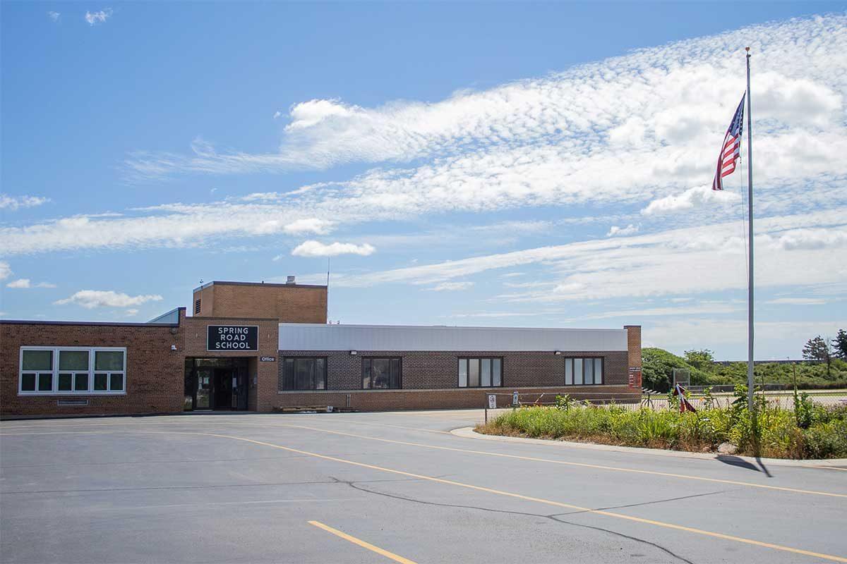 Spring Road School Neenah