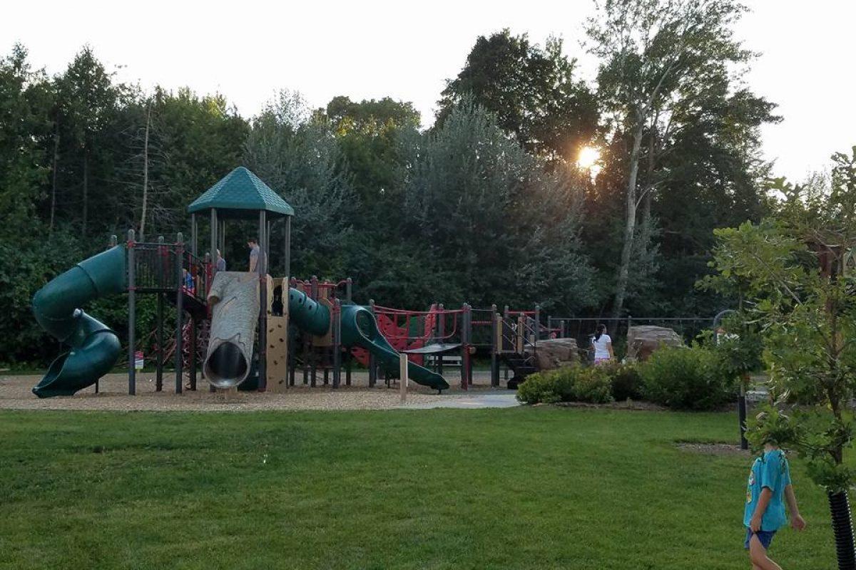 Fritse Park, Neenah