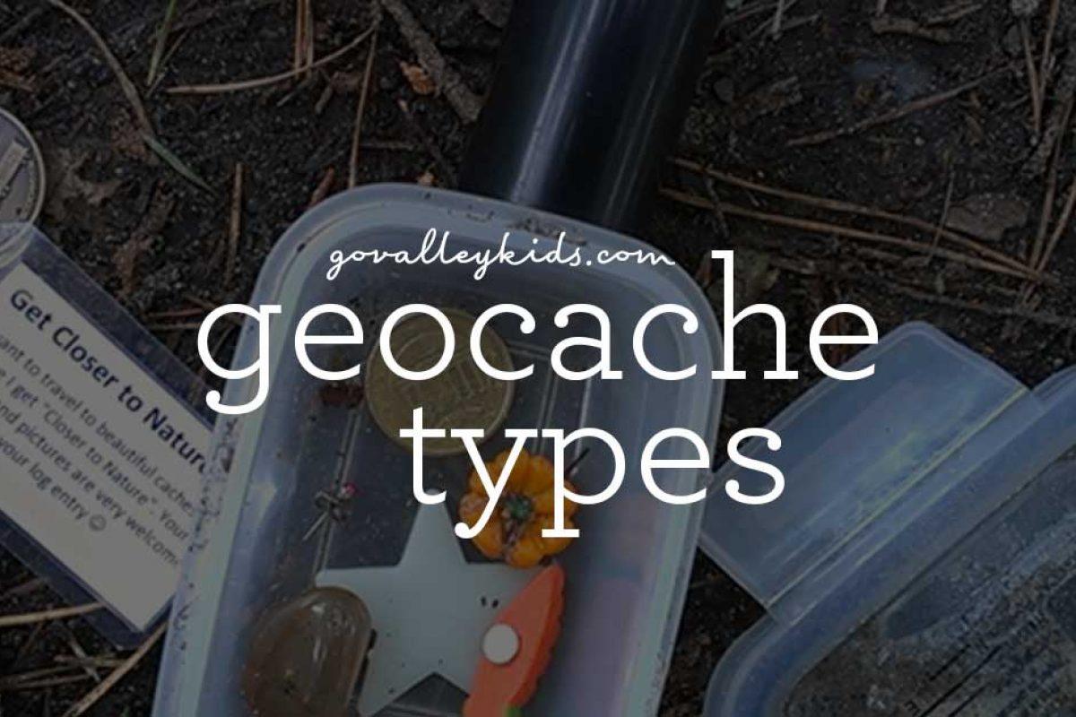 geocaching types